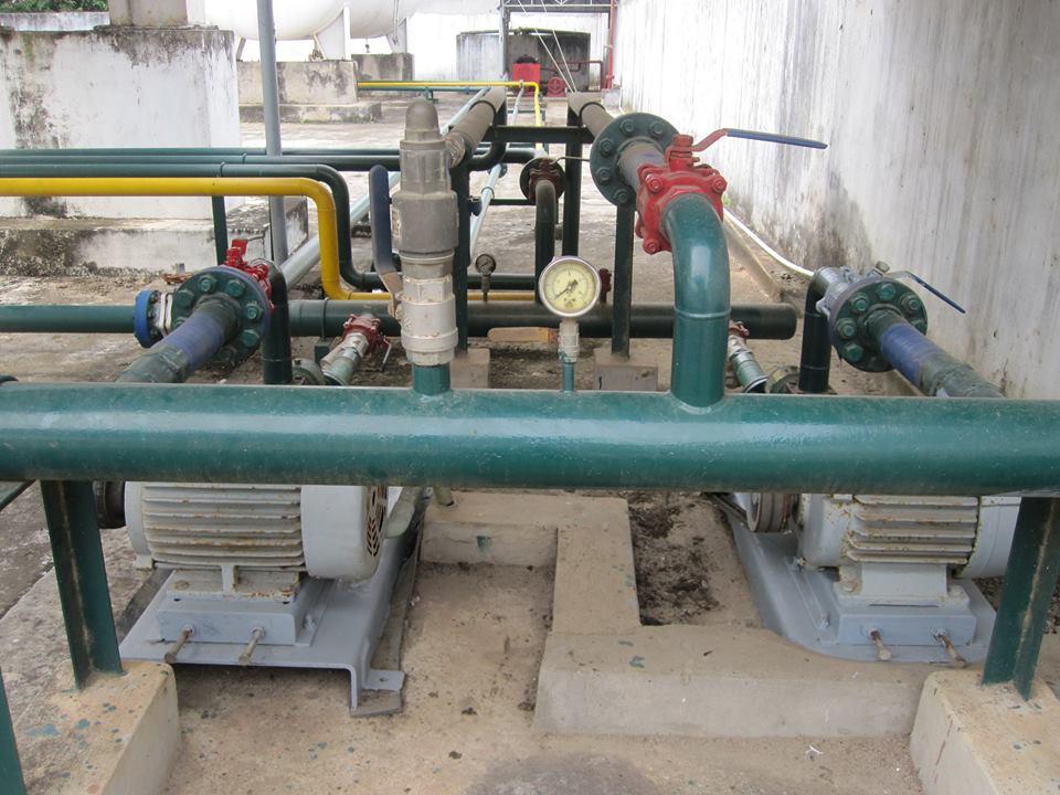 Thiết kế, thi công, lắp đặt hệ thống Gas công nghiệp