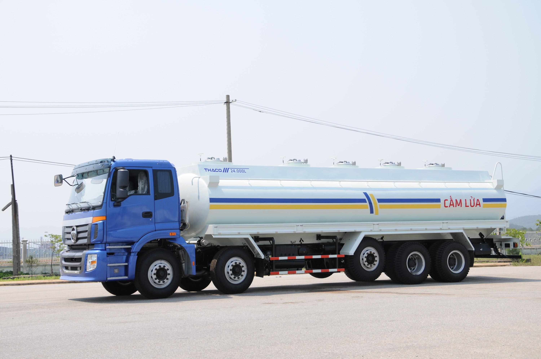 Vận chuyển xăng dầu